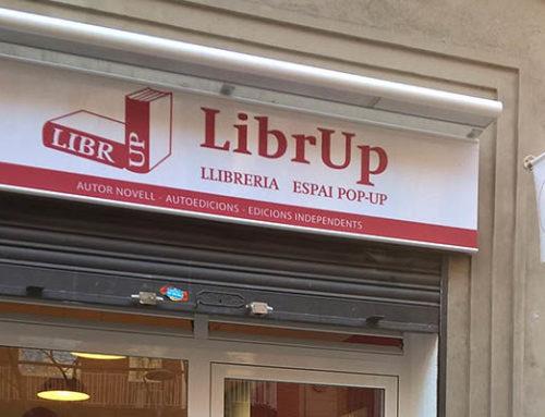 Inauguración de la librería LibrUp