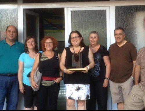 Primer Premio del II Concurso literario Casal Popular Tangram