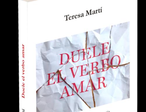 Publicación de «Duele el verbo amar»