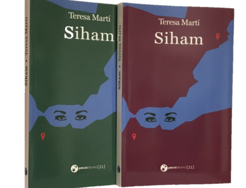Publicación de la novela «Siham»