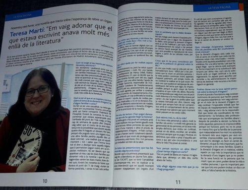 Entrevista en la revista ADER