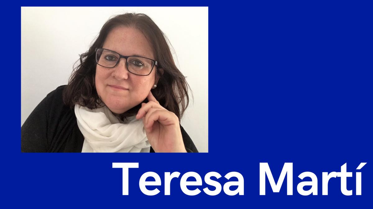 Teresa Martí Logo